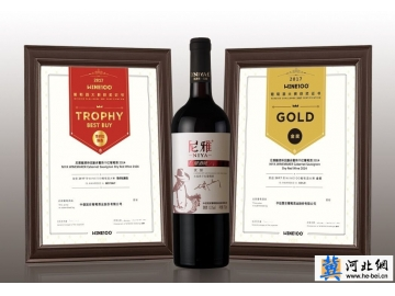 尼雅酿酒师被评为最佳性价比甄选干红 用匠心为消费者献礼