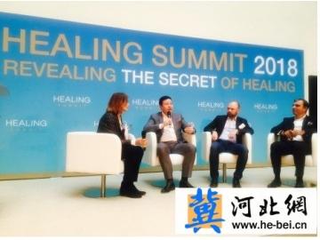 """金海湖总裁杨宏伟获特邀参加第五届全球养生峰会阐述""""健康中国"""""""