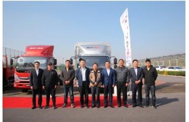 奥铃新捷运重载版创新上市,十大升级承载更大价值
