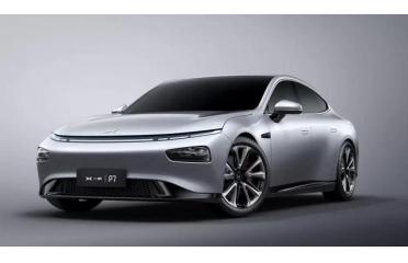 小鹏又一重磅新车:智能电动轿跑P7将亮相广州车展