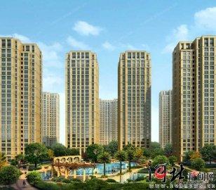 上东区8月底即将开售商业 已与北国商城正式签约