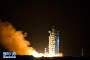 首颗碳卫星发射成功