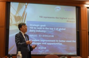 这家来自中国的乳企,给哈佛精英带来了成功的国际化案例