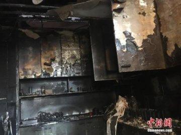 安监总局:浙江足浴中心火灾系电热膜故障引发
