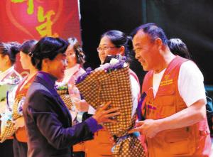 邢台市爱心协会:爱心十年 资助六千余学生