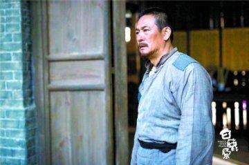 """《白鹿原》""""鹿三""""李洪涛:从头到尾的难角色"""