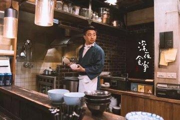 《深夜食堂》:黄磊变暖心