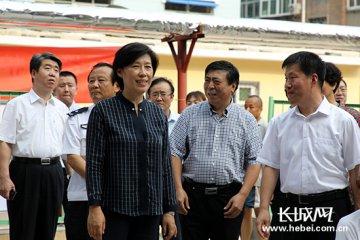田向利在邯郸调研文明城市创建工作时要求<p>不断提升人民群众的
