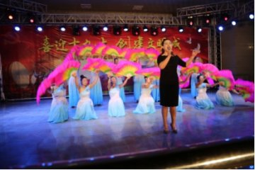 衡水市冀州区开展喜迎十九大系列文化活动(图)