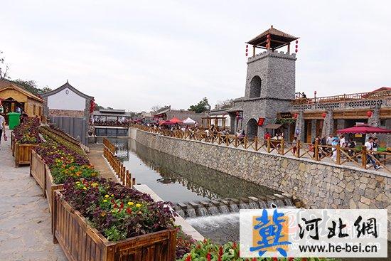 """""""小镇旅游""""撬动峰峰矿区转型发展"""