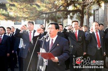 邯郸涉县掀起学报告抓发展做贡献新高潮