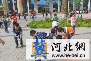 """藁城区""""五乐""""教育让学生在快乐中学习传统文化"""