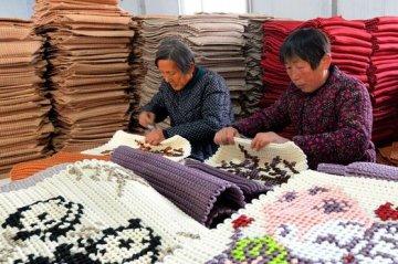 去年邯郸8万余贫困人口稳定脱贫