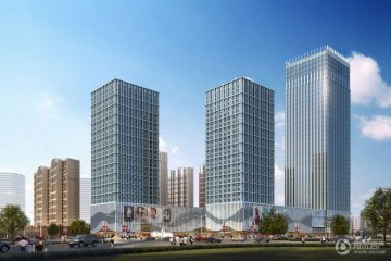 河北国际商会广场准现房 均价12800元/㎡
