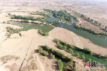 张家口怀来县官厅水库国家湿地公园建设面积已超4万亩