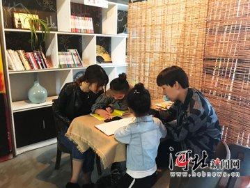 """""""共享书房""""亮相邯郸 市民可免费借阅(图)"""