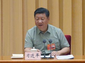 习近平出席中央军委党的建设会议:反腐败不会变风转向