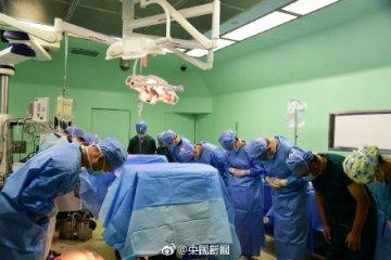 致敬!希腊小伙捐献器官 挽救4名中国患者