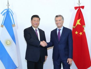 习近平同阿根廷总统举行会谈