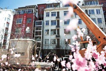 承德市积极推进旧楼加装电梯工程