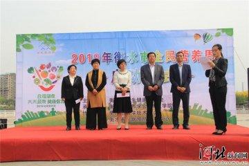 衡水市2019年全民营养周活动正式启动