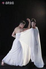 著名舞蹈家夏冰最新剧照:古风 生命 诺言