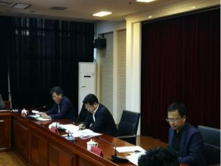 承德市政府组织召开京沈客专(承德段)项目推进工作调度会议