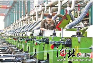 """锻造""""工业之米"""":从高速度到高质量——永年区推动标准件产业转"""