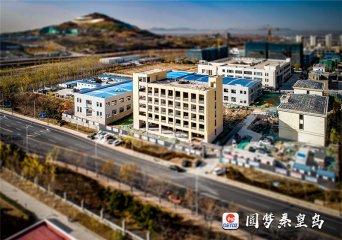 河北省首条6千伏以下智能检测电线电缆生产线项目主体完工