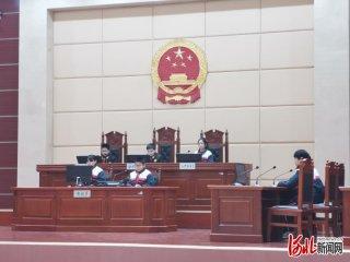 """河北邯郸峰峰矿区:小学生当""""法官""""审理校园欺凌案"""