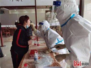 廊坊三河市燕郊高新区一日完成766家企业6万余名员工核酸检测