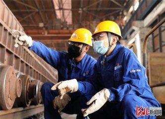 河钢宣钢炼铁厂基层党支部多举措提升党建工作质量促生产