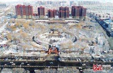 组图 | 河北怀来:打好蓝天保卫战 建设首都生态屏障