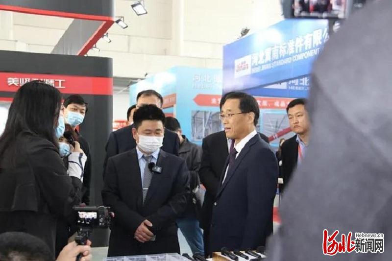 标准件排行_河北邯旺:打造永年本土高端标准件企业