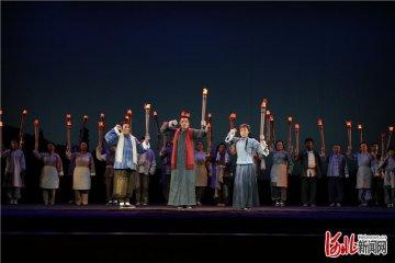 百年百剧线上线下共享 河北:红色舞台剧展演叫好又叫座