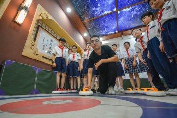 河北邯郸:多彩运动迎接国际奥林匹克日