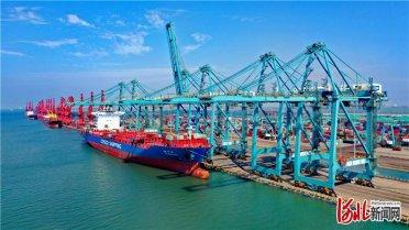 渤海新区以高水平开放推动外资外贸高质量跨越式发展