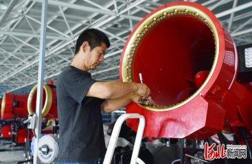河北宣化:打造冰雪装备制造产业集群