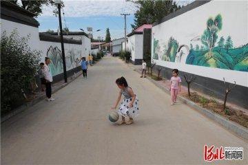 探访|河北曲阳:一家一户做起 村庄越来越美