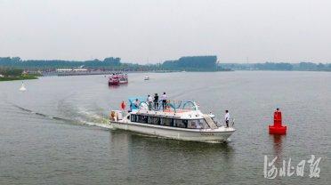 大运河今朝看变迁⑨|一水通航,香河谋建文化旅游发展带